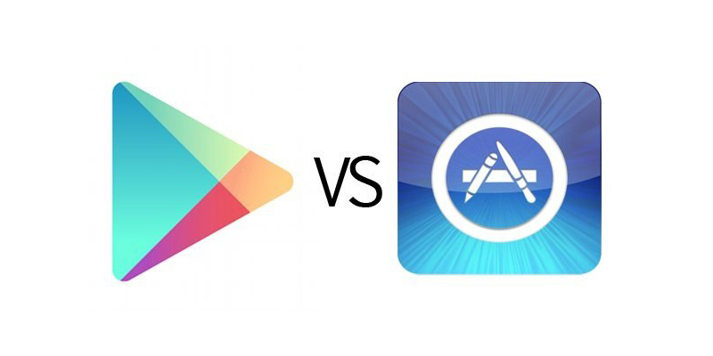 iOS App Store VS Google Play Store - Which one is better